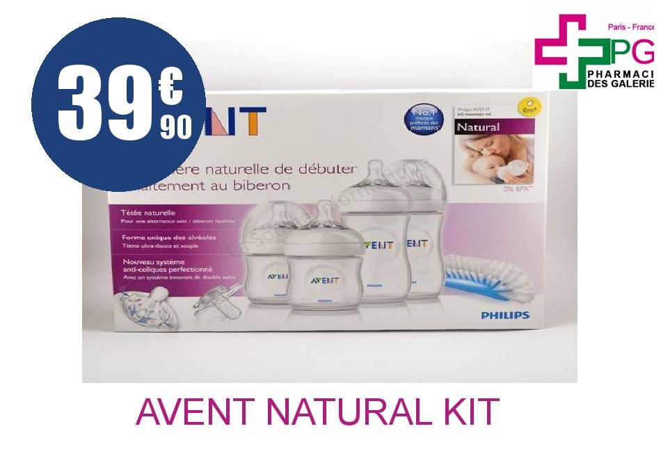 Achetez AVENT NATURAL Kit polypropylène nouveau-né