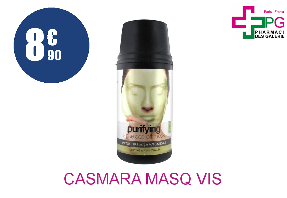 CASMARA MASQ VIS PURIFYING  ALGAE PEEL