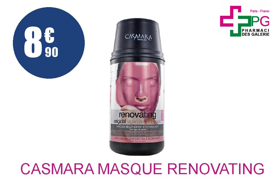 Achetez CASMARA Masque renovating peel off Flacon+2 Sachet