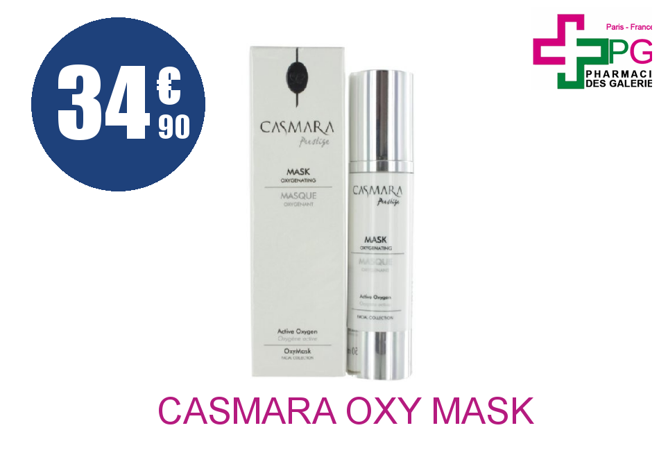 Achetez CASMARA OXY MASK