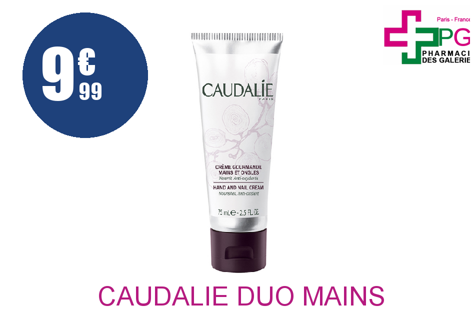 CAUDALIE DUO MAINS
