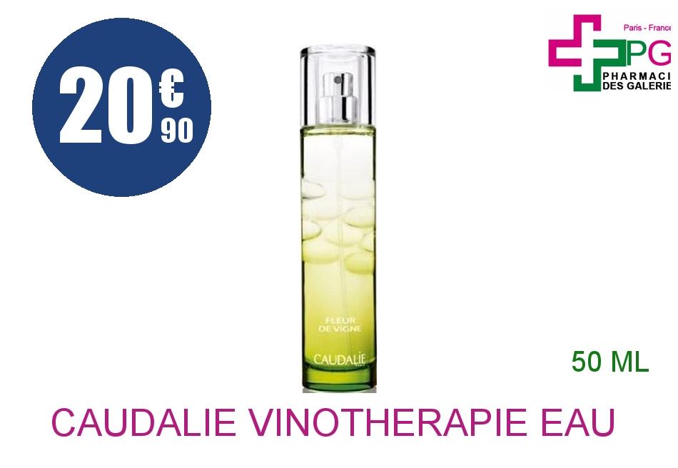 Achetez CAUDALIE VINOTHERAPIE Eau fraîche fleur de vigne Vaporisateur de 50ml