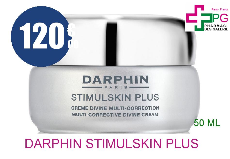Achetez DARPHIN STIMULSKIN PLUS Sérumask divin multi-correction Pot de 50ml