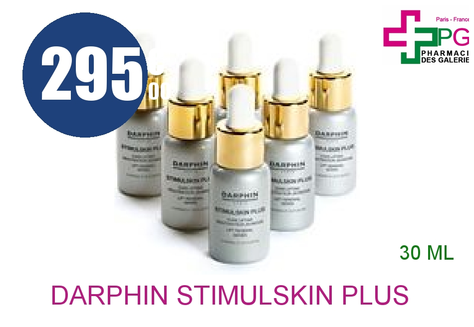 Achetez DARPHIN STIMULSKIN PLUS Sérum cure lifting 6 Doses de 5ml