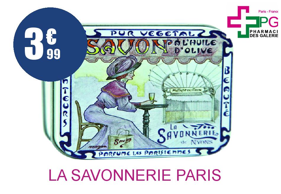 Achetez LA SAVONNERIE PARIS 1 METROPOLI