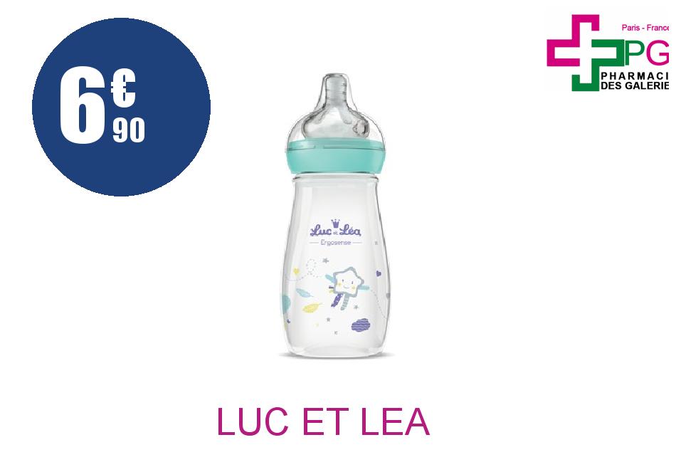 Achetez LUC ET LEA ERGOSENSE Biberon anti-colique célestin 270ml