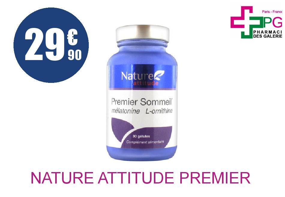 Achetez NATURE ATTITUDE PREMIER SOMMEIL
