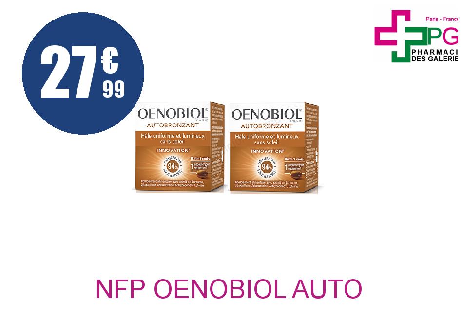 NFP OENOBIOL AUTO BRONZANT LOT 2