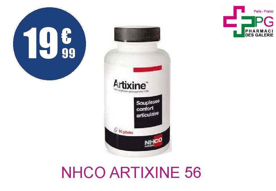 Achetez NHCO ARTIXINE 56 GELULES