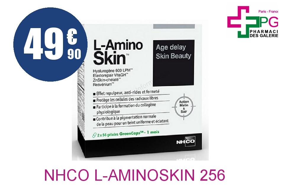 NHCO L-AMINOSKIN 2*56 GEL