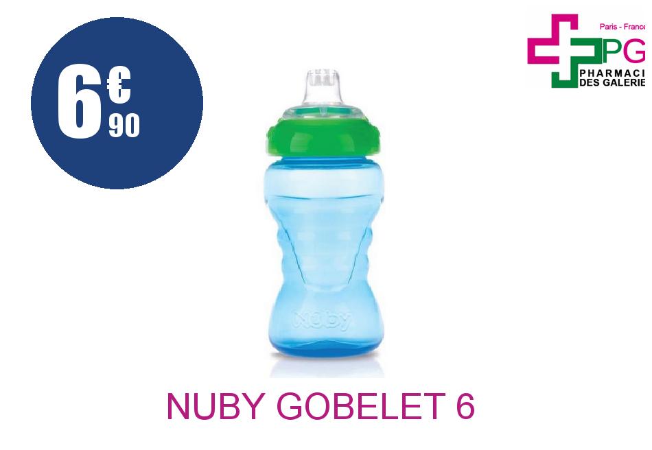 Achetez NUBY GOBELET +6 Mois 295 ML
