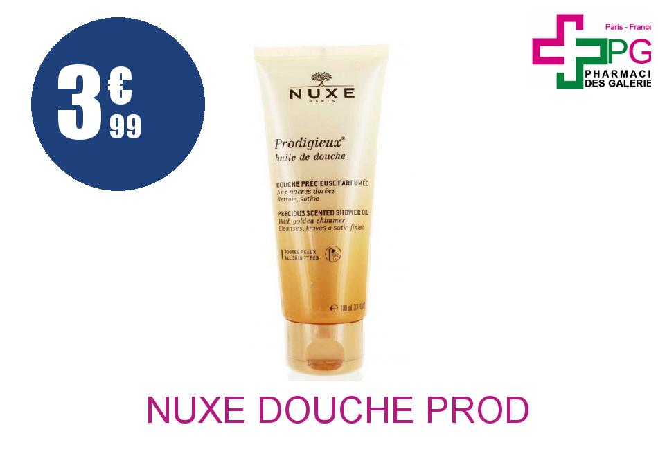 Achetez NUXE DOUCHE PROD 100