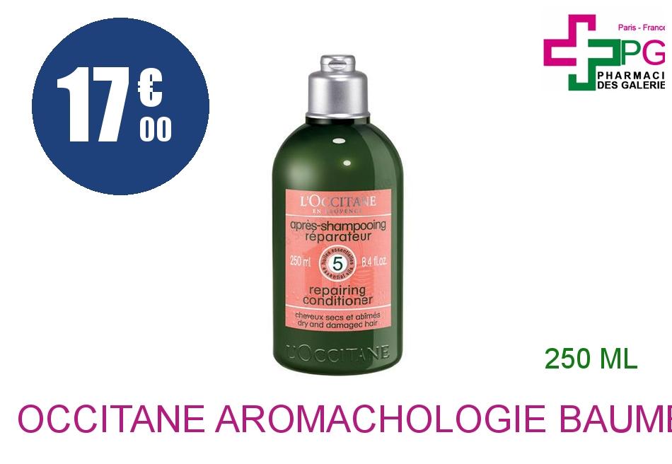 Achetez L'OCCITANE AROMACHOLOGIE Baume après-shampooing réparateur Flacon de 250ml