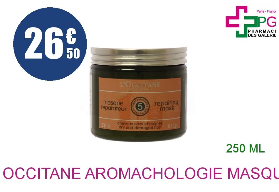 Achetez L'OCCITANE AROMACHOLOGIE Masque réparateur Pot de 250ml