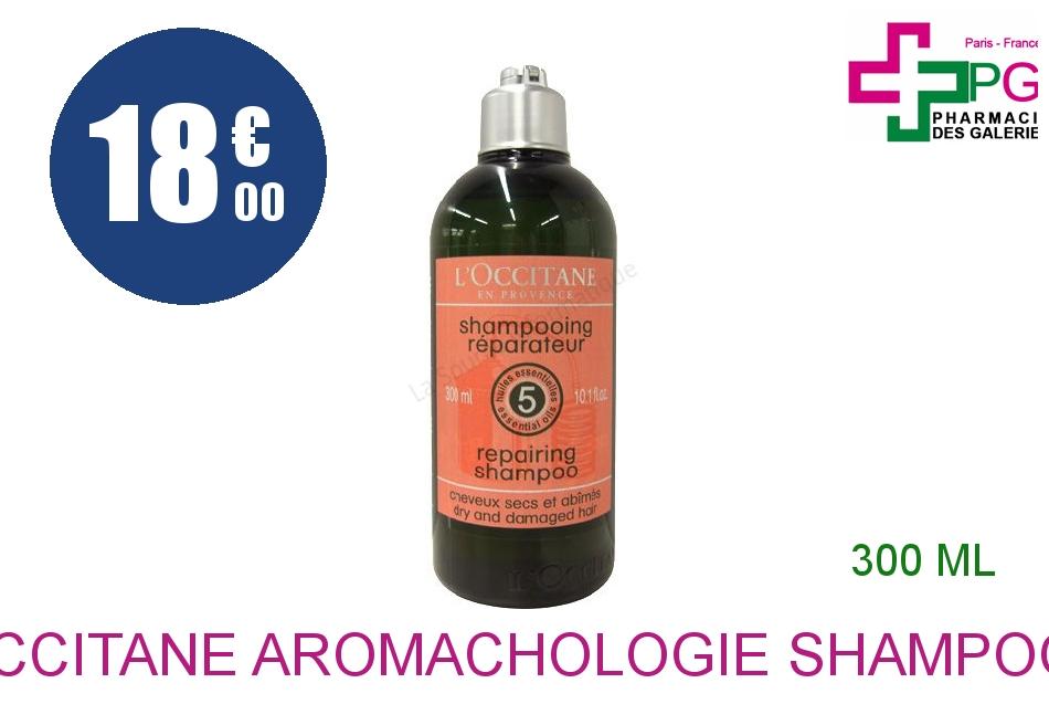 Achetez L'OCCITANE AROMACHOLOGIE Shampooing réparateur Flacon de 300ml