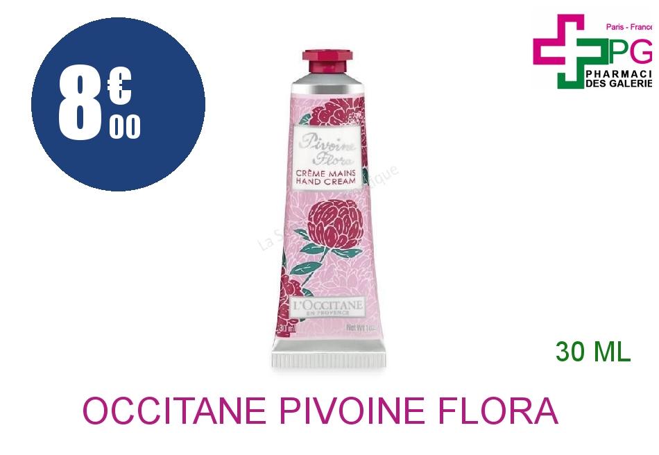Achetez L'OCCITANE PIVOINE FLORA Crème mains Tube de 30ml
