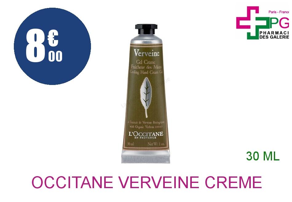 Achetez L'OCCITANE VERVEINE Crème mains Tube de 30ml