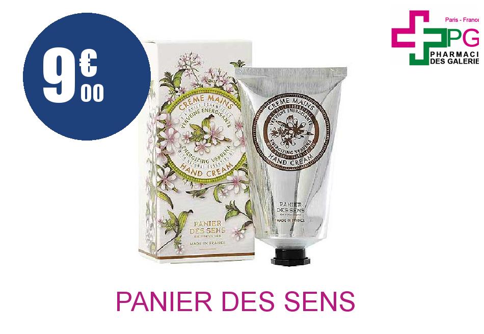 Achetez PANIER DES SENS MAINS 75 ML VERVEINE