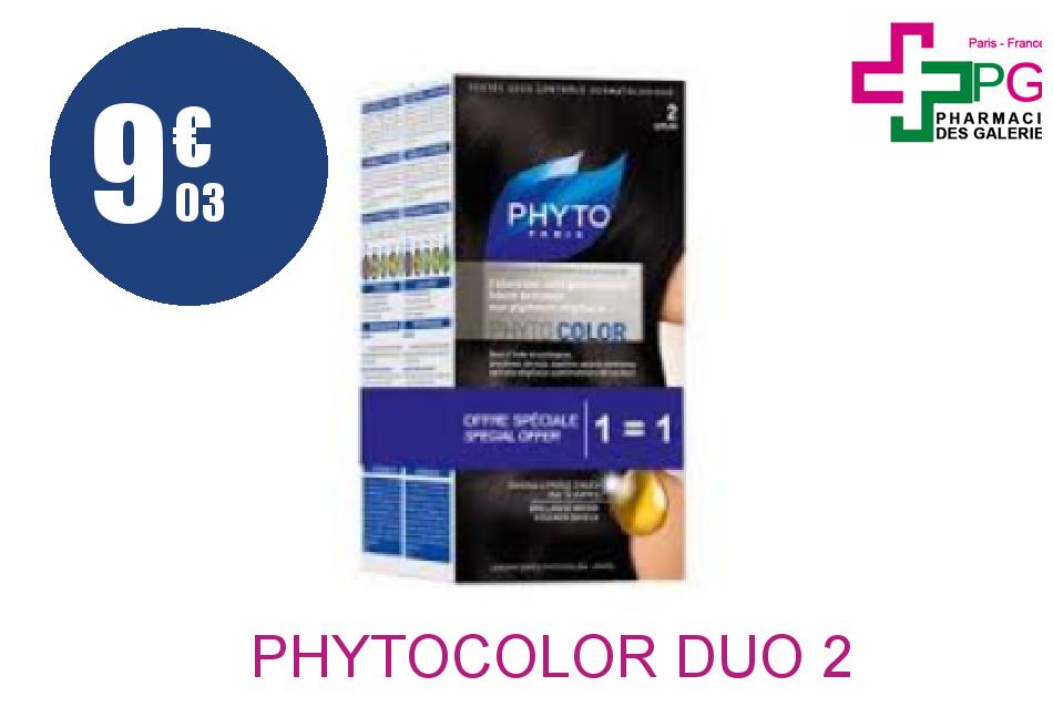 Achetez PHYTOCOLOR DUO 2