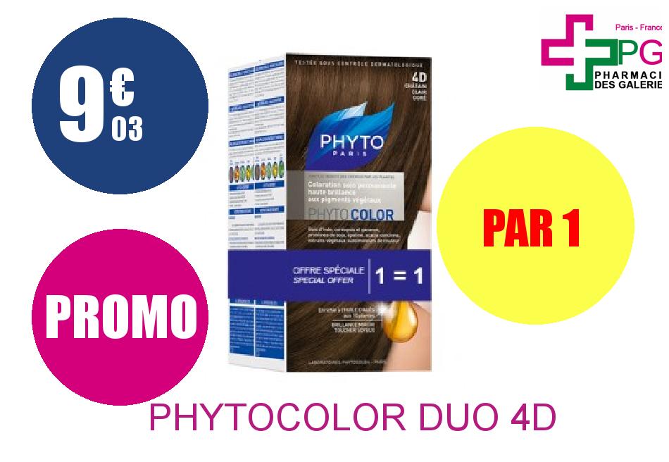 Achetez PHYTOCOLOR DUO 4D