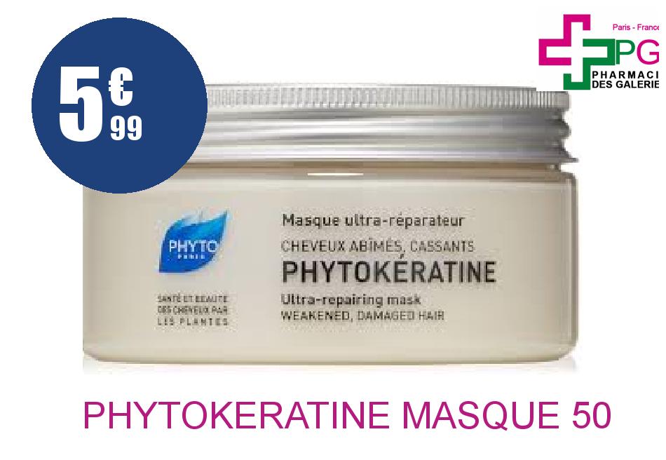 PHYTOKERATINE MASQUE 50