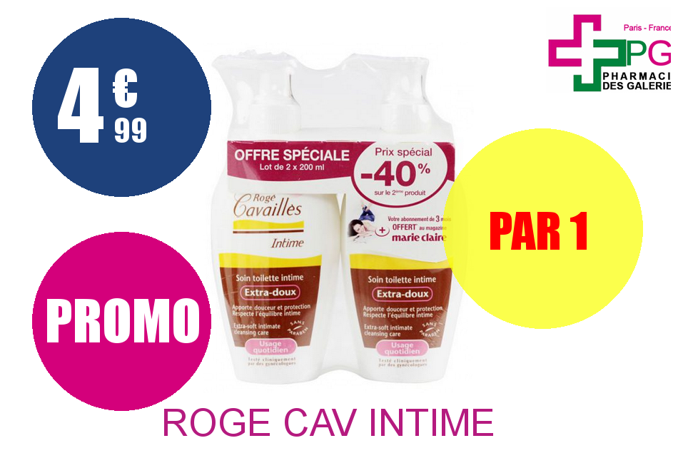 ROGE CAV INTIME LOT 200ML