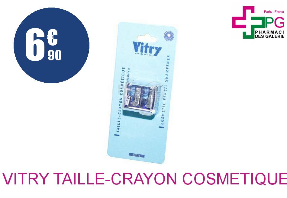 Achetez VITRY Taille-crayon cosmétique