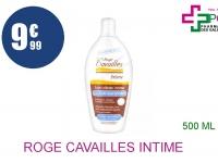 ROGE CAVAILLES INTIME Gel avec anti-bactérien Flacon de 500ml